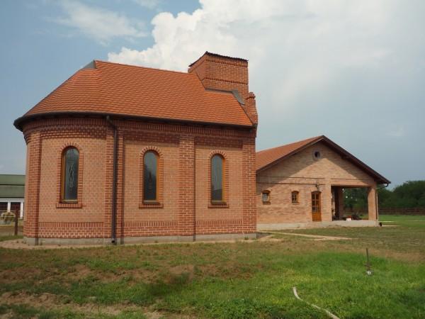 Gyöngysziget kápolna