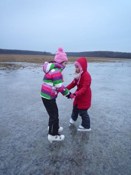 Tánc a jégen